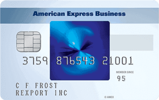 Blue for Business Credit Card from American Express