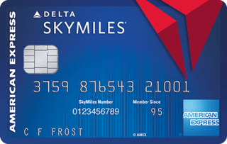 Blue Delta SkyMiles® Credit Card