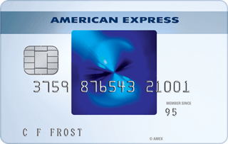 Blue from American Express Card