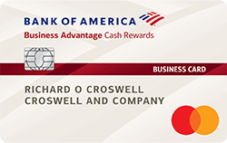 Business Advantage Cash Rewards Mastercard