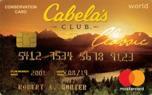 Cabela's CLUB® Card