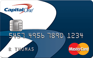 Capital One Canada Guaranteed Secured MasterCard