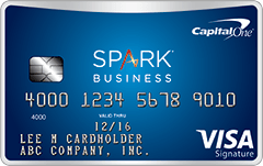 Spark® Miles from Capital One®