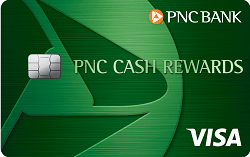 PNC Cash Rewards Visa