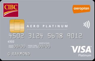 CIBC Aero Platinum Visa Card