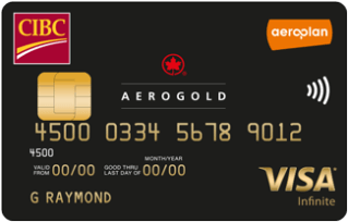 CIBC Aerogold Visa Infinite Card