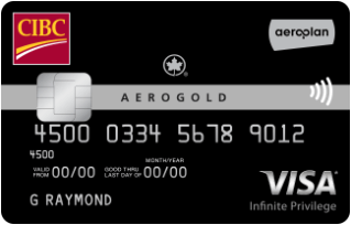 CIBC Aerogold Visa Infinite Privilege Card