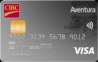 CIBC Aventura Visa Card