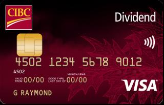 CIBC Dividend Visa Card
