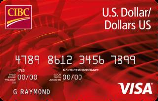 CIBC U.S. Dollar Visa Card