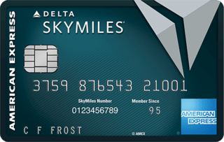 Delta Reserve Credit Card from American Express