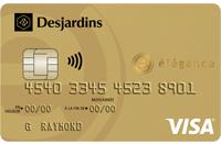 Desjardins Elegance Gold Visa