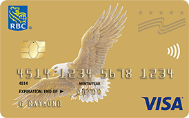 RBC U.S. Dollar Visa Gold