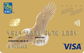 RBC U.S. Dollar Visa Gold