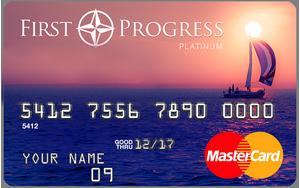 First Progress Platinum Elite MasterCard Secured Credit Card
