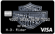 Harley-Davidson® Visa® Secured Card