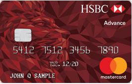 HSBC Advance Mastercard®