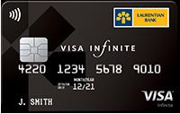 Laurentian Bank Visa Infinite