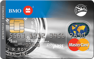 BMO AIR MILES MasterCard for Business