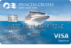 Princess Cruises Rewards Visa Card