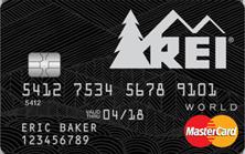 REI MasterCard