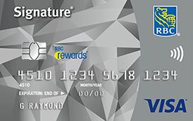 RBC Signature Rewards Visa