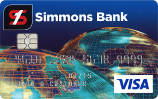Simmons Bank Visa Platinum