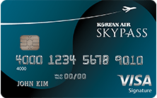 SKYPASS Select Visa Signature Card