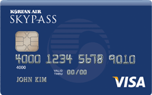 Skypass Visa Secured Card
