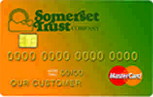 Somerset Trust Company MasterCard with Rewards