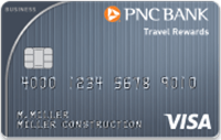 PNC Travel Rewards Visa Business Credit Card