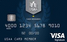 USAA Cash Rewards Visa Signature Card