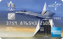 USAA Military Affiliate American Express Card