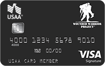 USAA Military Affiliate Visa Signature Card