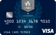 USAA Rate Advantage Visa Platinum Card