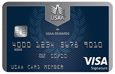 USAA Rewards™ Visa Signature® Card