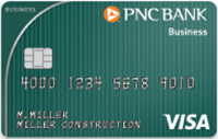 PNC Visa Business Credit Card