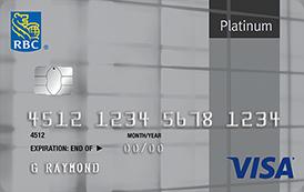 RBC Visa Platinum