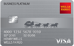 Wells Fargo Business Platinum