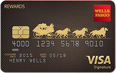 Wells Fargo Visa Signature Card