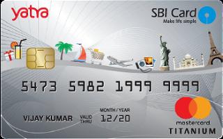 Yatra SBI Card