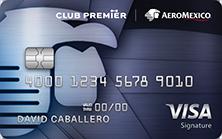 AeroMexico Visa Signature® Card