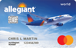 Allegiant World Mastercard® Credit Card