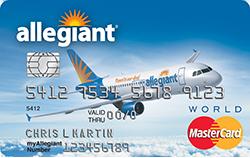 Allegiant World Mastercard® Credit Card