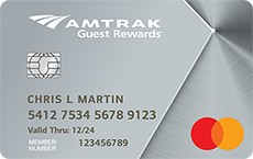 Amtrak Guest Rewards® Platinum Mastercard®