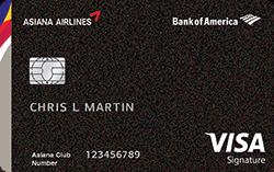 Asiana Airlines Visa Signature® Credit Card