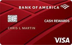 Bank of America® Cash Rewards Secured