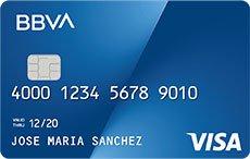 BBVA Optimizer Credit Card