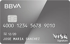 BBVA Select Credit Card