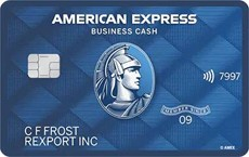 Blue Business Cash™ Card from American Express